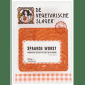 De Vegetarische Slager Spaanse worst