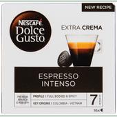 Nescafé Dolce gusto espresso intenso sterkte 7