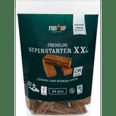Fire-up Superstarters xxl 34 stuks