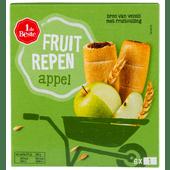 1 de Beste Fruitrepen appel 6 stuks
