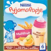 Nestlé Pyjamapapje 6+maanden multifruit