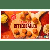 1 de Beste Bitterballen rundvlees 30 stuks
