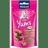 Vitakraft Kattenvoer yums leverworst