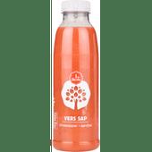 1 de Beste Vers sap sinaasappel-aardbei