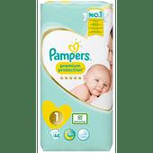 Pampers Premium protect midpack newborn 2-5 kg maat 1