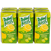 Dubbelfrisss Witte druif citroen