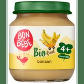 Bonbébé Biofruit 4+ maanden banaan