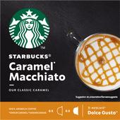 Starbucks Koffiecups dolce gusto caramel macchiato
