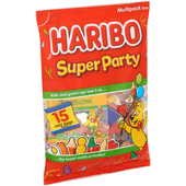 Haribo Fruitgom super party