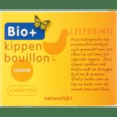 Bio+ Bouillonblokjes kip