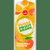 1 de Beste Frisse fruitdrank sinaasappel-mandarijn