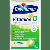 Davitamon Vitamine D smelttabletten kinderen