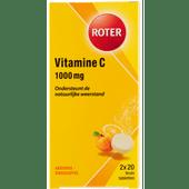 Roter Vitamine C bruistabletten duopak