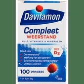Davitamon Compleet multi vitaminen & mineralen