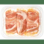 Crispy bacon vlinder 3 stuks