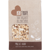 Bio Today Muesli cacao