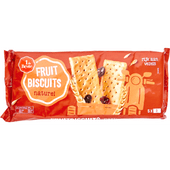 1 de Beste Fruitbiscuit naturel