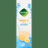 Melkan Vla vanille 0% vet