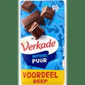 Verkade Chocoladereep xxl puur