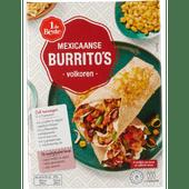 1 de Beste Mexicaanse burritos volkoren