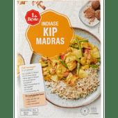 1 de Beste Indiase kip madras