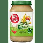 Bonbébé Fruithapje 12+ maanden banaan-appel-peer