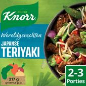 Knorr Wereldgerecht - Japanse teriyaki