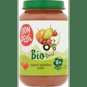 Bonbébé Fruithapje 6+ maanden appel-peer-aardbei