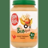 Bonbébé Fruithapje 6+ maanden appel-banaan-haver
