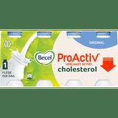 Becel Proactiv yoghurtdrink original 8 stuks