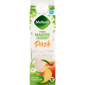 Melkan Vruchtenyoghurt perzik