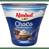 Almhof Choco met slagroom original