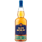 Glen Moray Whisky 12 years Schotland