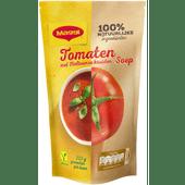 Maggi Soep in zak tomaat