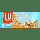 Lu Mini crackers zout