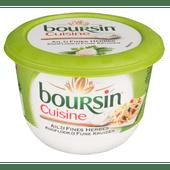 Boursin Cuisine knoflook en kruiden
