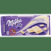 Milka Chocoladereep wit