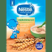 Nestlé Ontbijtpapje 8+ maanden tarwebiscuit