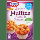 Dr. Oetker Verwen muffins appel-kaneel