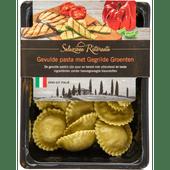 Selezione ristorante Girasoli gegrilde groente