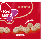 Red Band Stophoest 5 stuks