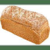 Bakkers bruin heel gesneden