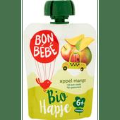 Bonbébé Biohapje 6+ maanden appel-mango