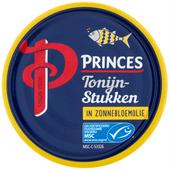 Princes Tonijnstukken in zonnebloemolie