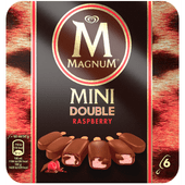 Ola Magnum double rasberry mini 6 stuks
