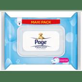 Page Vochtig toiletpapier voordeelverpakking