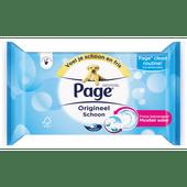 Page Vochtig toiletpapier fresh navulling 38 stuks