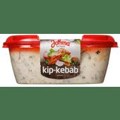 Johma Salade kip-kebab