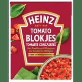 Heinz Tomatenblokjes basilicum-oregano