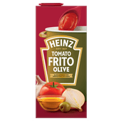 Heinz Tomato frito olive